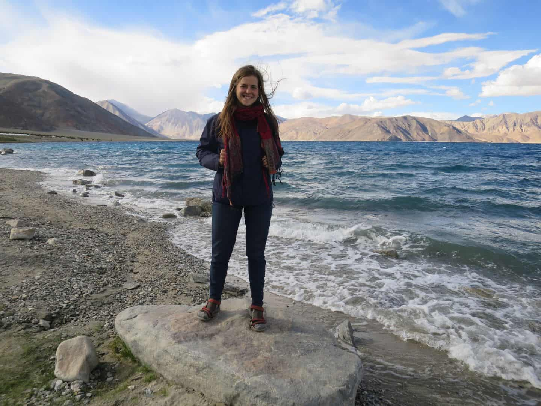 Pangong Lake Ladakh Zdroj: Archív Martina Kolárovcová