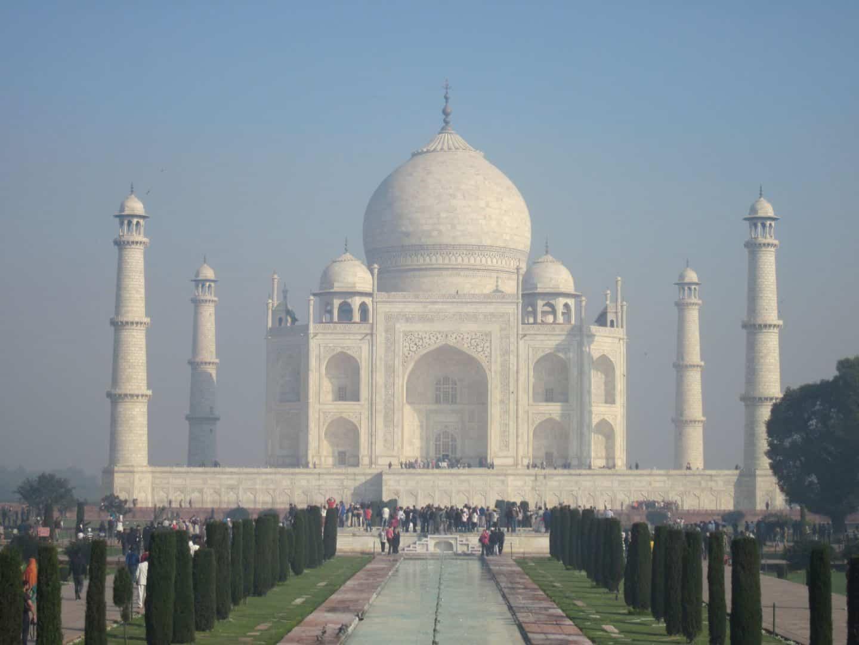 Taj Mahal Agra Zdroj: Archív Martina Kolárovcová