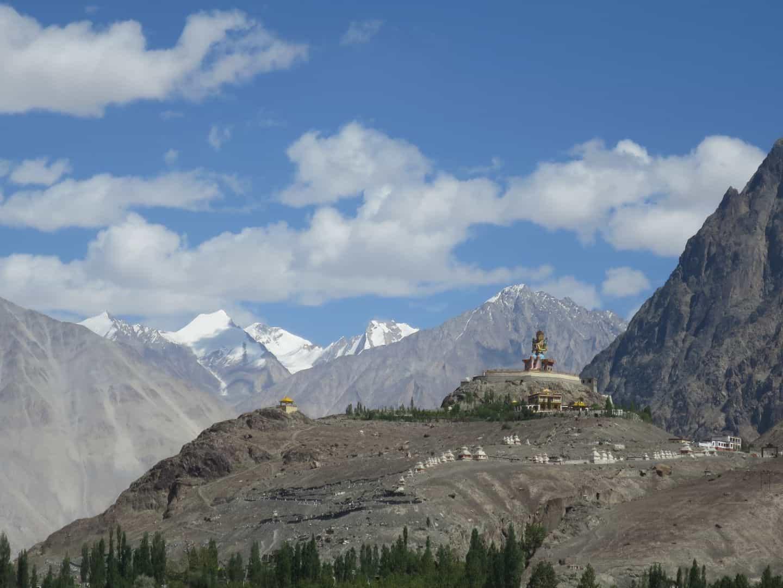 Nubra Valley, Ladakh Zdroj: Archív Martina Kolárovcová