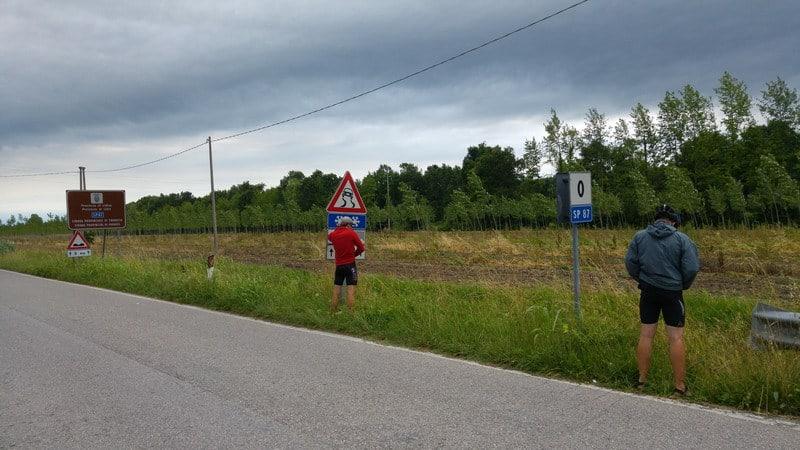 Z Bratislavy do Ríma na bicykloch