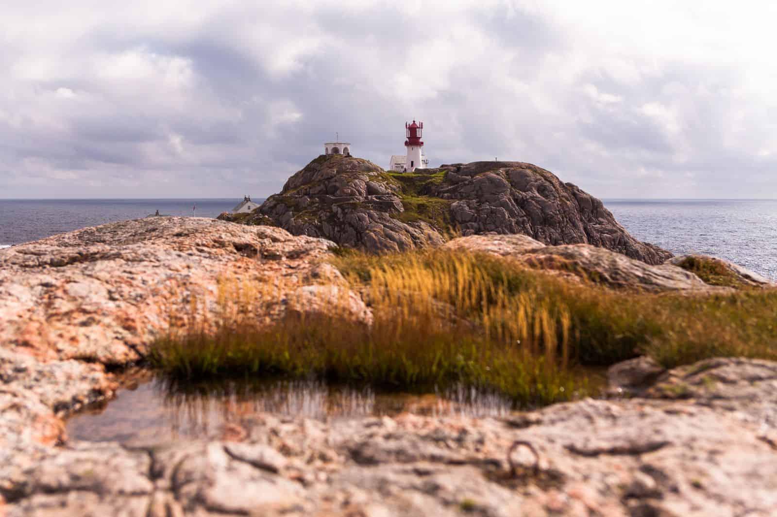 Nórsko ako nízkorozpočtová dovolenková destinácia - Lindesnes, Norsko, Tomas Kozik