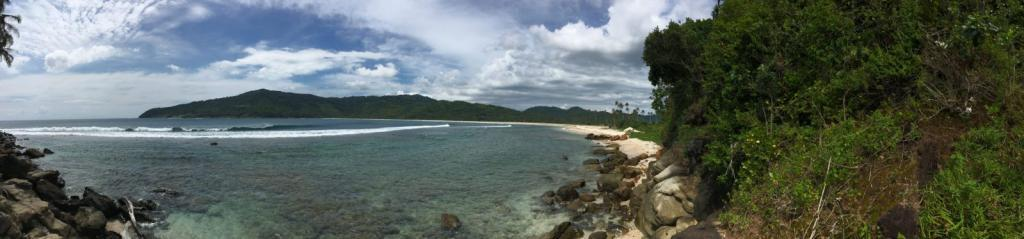 Pláž a pobrežie v Juhovýchodnej Ázii, rozhovor s cestovateľom
