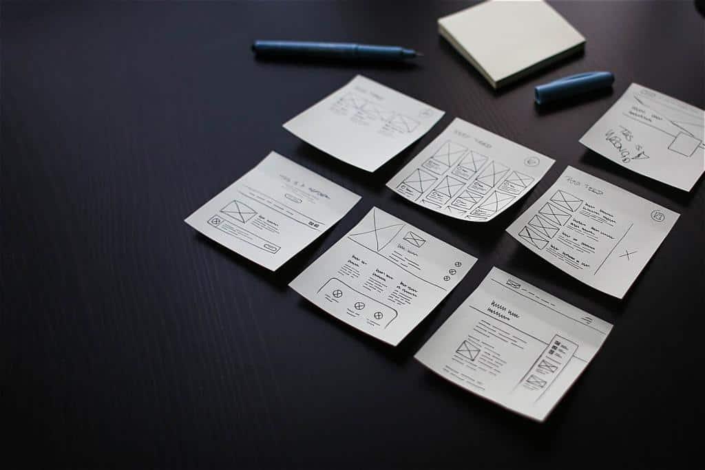 webdesign mockups