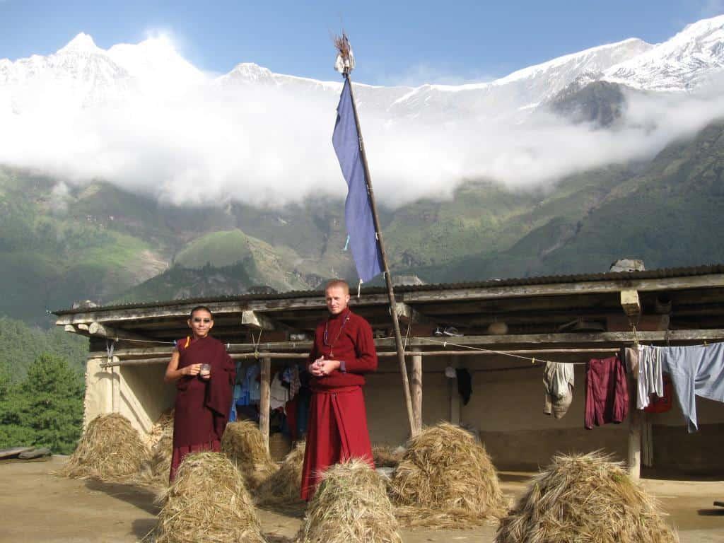 Bratislava<br><small> Skúsenosti z rokov v kláštoroch v Nepále a Indii </small><br>17.1.2018