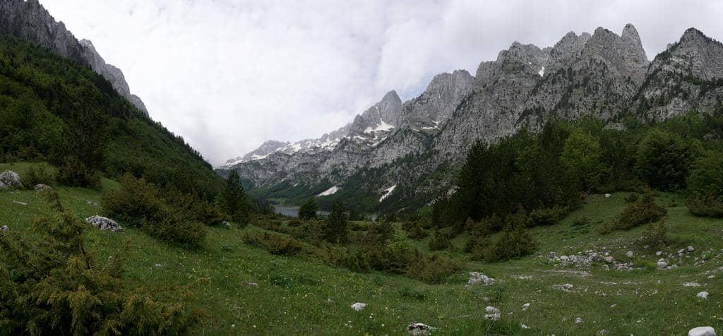 Národný park Prokletije, Čierna Hora