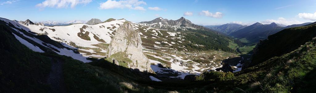Pohorie v Národnom parku Prokletije