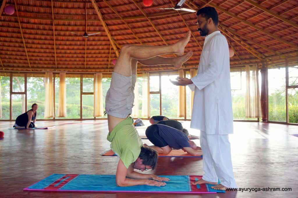Joga v Indii - jogový pobyt v indickom ašráme