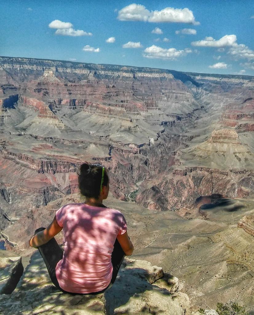 Pohľad na Grand Canyon v Nevade očami cestovateľky