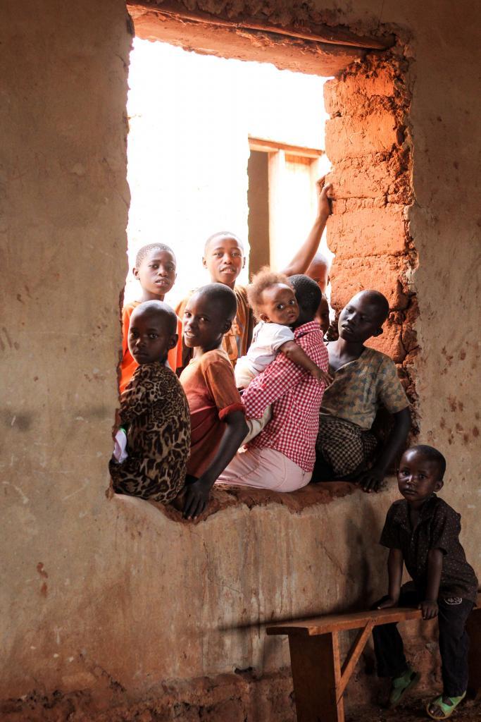 Rwanda, Hanna Morris