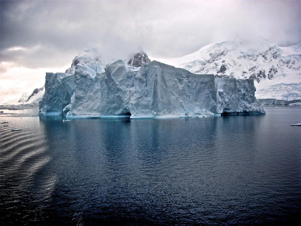 Foto: Antarktída