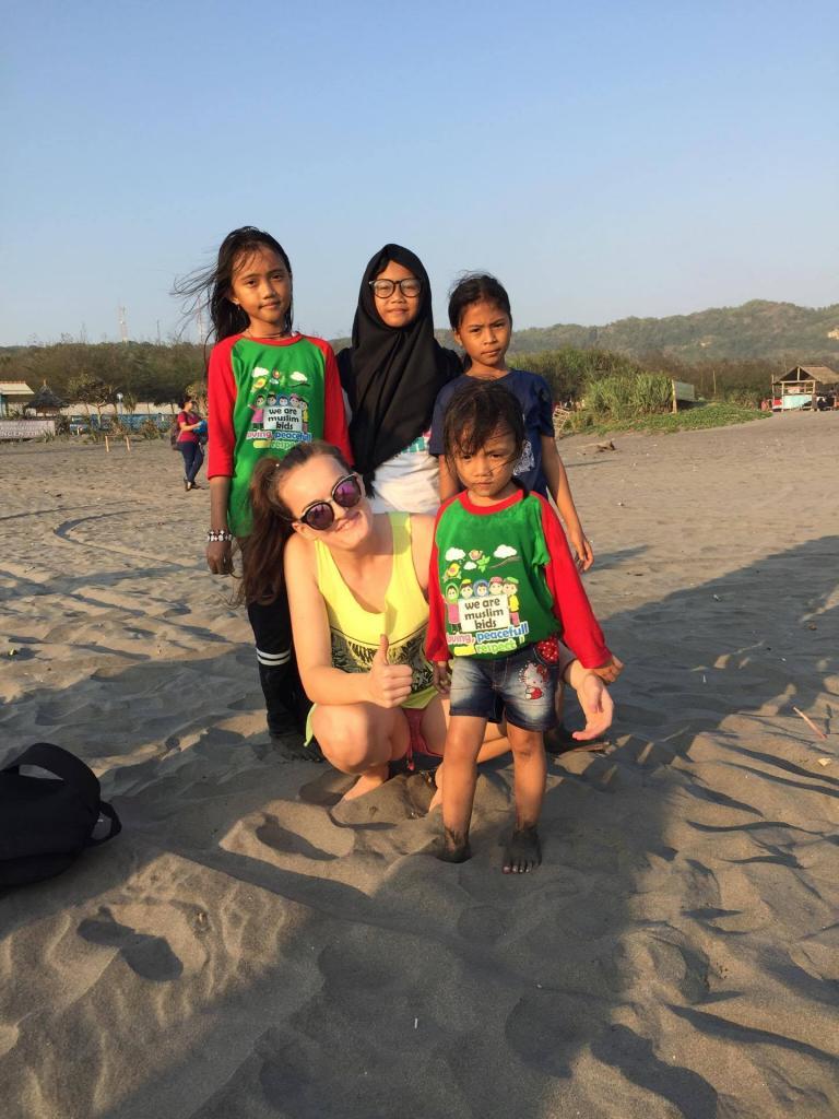 Indonézske deti