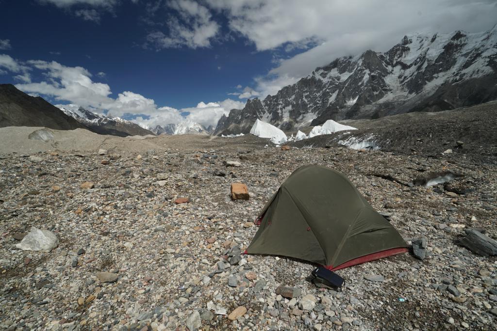 Turistická výbava do hôr: stan