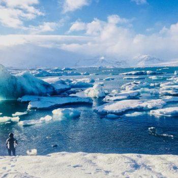 Island ľadovce