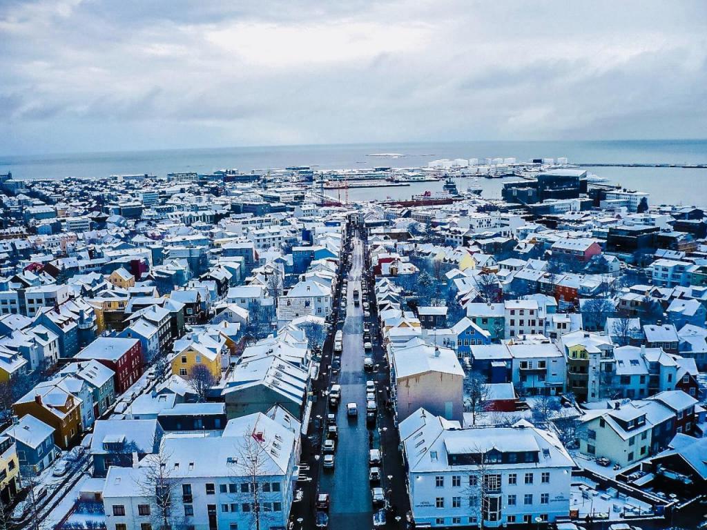 Island mesto